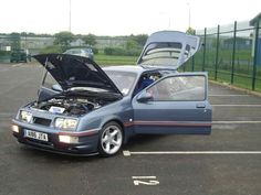 Ford Sierra, Bmw, Vehicles, Car, Vehicle, Tools