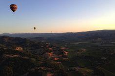 Napa Valley - Balloon Ride