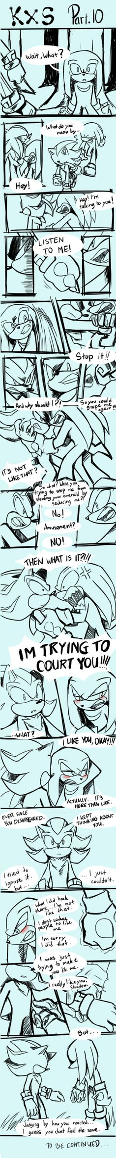 This is just a comic I made Warning:Theres YAOI in it. next: link