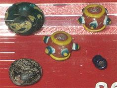 Glass Beads, Cork, Ireland, undated (Museum at the Fitzgerald Park, Cork)