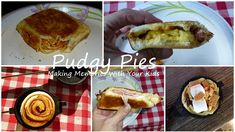 Pudgy Pies - Our new favorite camp food!  You have to check this out!  Cooking with Pie Irons.
