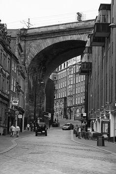 Viaduct, Gateshead UK