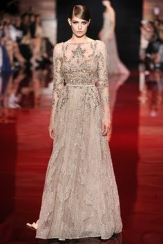 Elie Saab Fall Couture 2013 - Slideshow