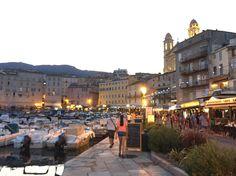 Porto di Bastia Corsica