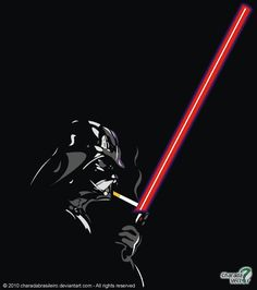 Darth Smoking