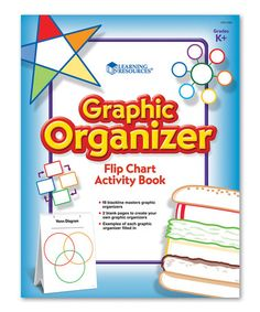 Look what I found on #zulily! Graphic Organizer Flip Chart #zulilyfinds