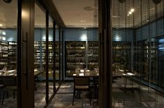 Restaurant design inspiration, The Atlantic Restaurant / Blackmilk Interior Design