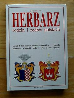 Polish Nobility Coats of Arms and Family Names In Polish language