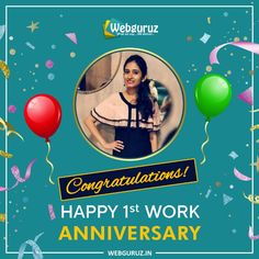 Many Congratulations, Miss. We are grateful for your contribution and dedication to our organization. Wishing you a happy work anniversary. Work Anniversary, Grateful For You, Wish, Celebration, Congratulations, Web Design, Happy Birthday, Organization, Technology