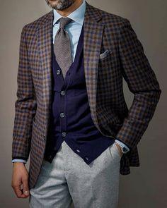Angel Bespoke, Version Francaise, La Mode Masculine, Tweed, Fall Winter, Suit Jacket, Menswear, Jackets, Fashion