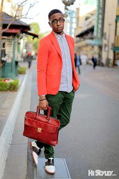:: LA STREET STYLE :: THE GROVE STREET STYLE #427 :: Roman @Winning_Rome <~~~ NICE LOOK!