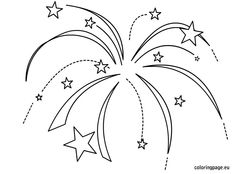 Coloring Pages Holidays Embroidery and Craft