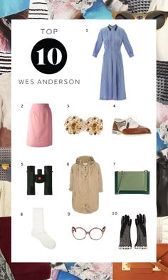 Get the (Wes Anderson) Look