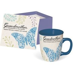 """That Special Someone """"Grandmother"""" Gift Boxed Mug  http://www.giftamillion.com/that-special-someone-grandmother-gift-boxed-mug.html  #GrandMother #GrandFamily #Mother #Mugs #Gifts #Occasion #Giftamilion"""