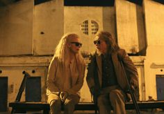 Tilda Swinton & John Hurt