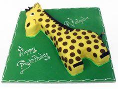 Giraffe Birthday Cake | Pin Giraffe Cakejpg cake picture to pinterest.