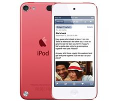 Apple iPod touch Generation - Pink Apple and Pink are the best match Buy Apple, Apple New, Pink Apple, Ipod Touch 6th Generation, Teen Summer, Geek Squad, Apple Products, Cool Things To Buy, Electronics
