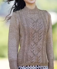 Free Knitting Patterns - Pullover