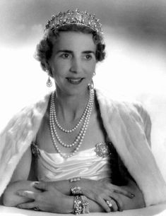 Queen Ingrid of Denmark