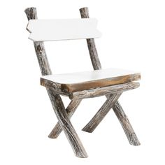 Deko-Holz-Stuhl | Wohndekoration bei Strauss Innovation