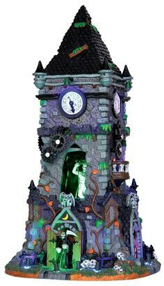 Haunted tower