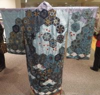 Kimono Back By Pat M - pics of other's patterns