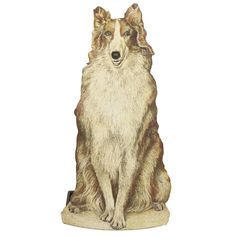 Umbrella Stand by Piero Fornasetti  Italy  1950's  Rare umbrella stand in the form of a collie dog by Piero Fornasetti.