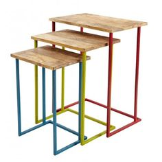 Nest tables