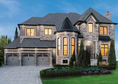 The 2016 Princess Margaret Lottery Home features Citadel® Infinity with Onyx Accents.