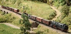 The Hochschwarzwald Model Railway | vikas chander