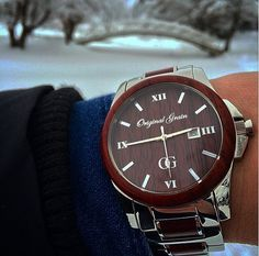 Beautifully handcrafted watches made for any style. Check out our whole collection featuring exotic hardwoods. #woodwatch - fashion.