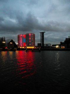 Sugar City Halfweg (between Haarlem and Amsterdam). © Paul Abspoel