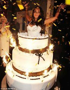 Baddie 20th Birthday Happy Girls Cake Gifts