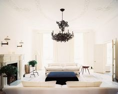 17 Gorgeous Rooms Where Lighting Steals the Show via @mydomaine
