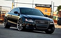 Audi Luxury Sports Car The Supercar Rivalry: Ferrari vs. Lamborghini Explained in Do you want one This will help you if you want to buy . Luxury Sports Cars, Cool Sports Cars, Sport Cars, Cool Cars, Lamborghini, Ferrari, Audi S5, Audi A5 Coupe, Black Audi