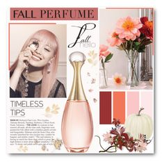 """Fall Fragrance"" by brendariley-1 ❤ liked on Polyvore featuring beauty, Christian Dior and fallperfume"