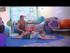 ▶ OT ideas for core stability (prone and extension positions). - YouTube