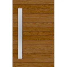 Katti_Prebuilt_Product_Image Exterior Doors With Glass, Glass Front Door, Glass Door, Veneer Panels, Window Unit, Window Sizes, Pivot Doors, Thing 1, Wood Planks
