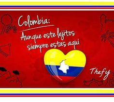 ♡♥♥Te  Amo mi  Colombia  Bella