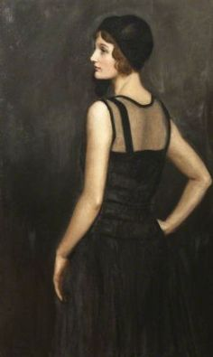John Collier - Mrs Osborne