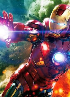 Cool Iron Man image