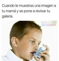 Cuando tu gfa te revisa el celular Para más imágenes graciosas y memes en Español descarga a App https://www.huevadas.net/app o visita: https://www.Huevadas.net #momos #memes #humor #chistes #viral #amor #huevadasnet