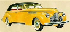 29 de 100 - 1940 Buick Series 60 Century Phaeton
