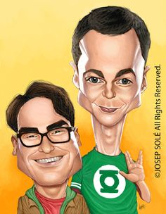 Big Bang Theory by sole00.deviantart.com
