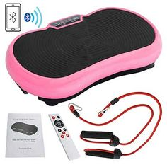 SuperDealUsa Super Deal Crazy Fit Full Body Vibration Platform Massage Machine Fitness W/Bluetooth *** Check out the image by visiting the link. (This is an affiliate link) Whole Body Vibration, Whole Body Workouts, Massage Machine, Workout Machines, Exercise Machine, Super Deal, Best Vibrators, At Home Gym, No Equipment Workout