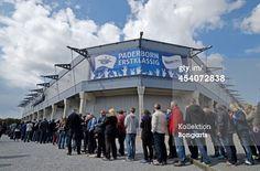 DEU: SC Paderborn 07 v 1. FSV Mainz 05 - Bundesliga