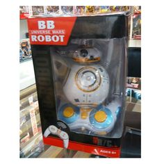 (Buy here: http://appdeal.ru/oy7 ) BB8 tumbler star wars RC robot 2.4G remote control walking ball Force Awakens Driod model with sound likes in the movie for just US $42.35