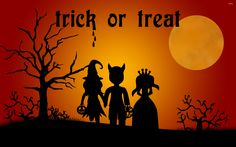 """""""Trick or treat?"""" 15 Halloween party and scary pieces"""