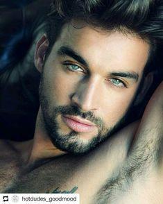 Love those eyes sexy men in 2019 beautiful men faces, beautiful men, sexy. Face Men, Male Face, Beautiful Men Faces, Gorgeous Men, Pretty Eyes, Cool Eyes, Hairy Men, Bearded Men, Hairy Hunks