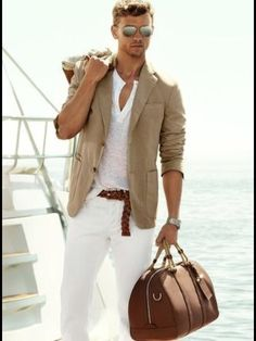 Michael Kors--- bringing mens fashion to a new level.. BIG WOW!!!!